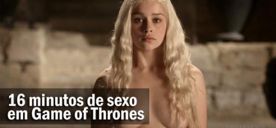 Cenas de sexo em Game of Thrones